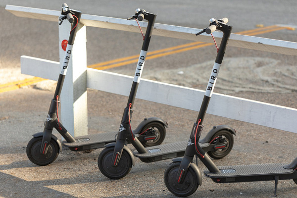 Cities to Bird: Pay Up if You Want Your Scooters Back
