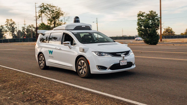Waymo puts humans back in driverless vehicles, report says