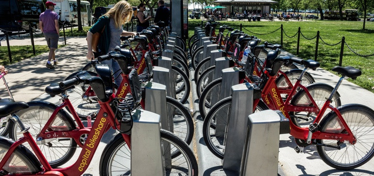 Study: Bike-share programs affect transit ridership