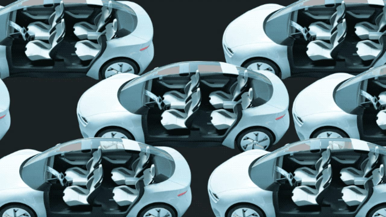 What is our plan for zero-occupancy vehicles?