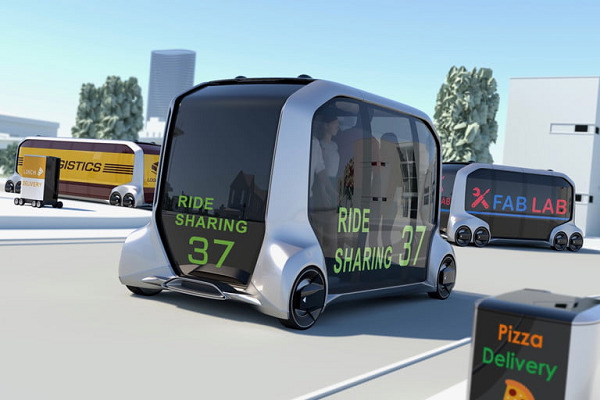 Subaru and Mazda join Toyota's self-driving car development venture
