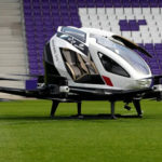 Vodafone signs flying car deal with EHang in Germany