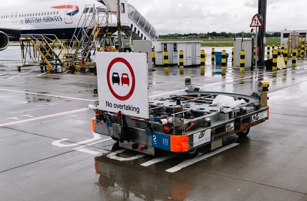British Airways to trial driverless vehicles at Heathrow