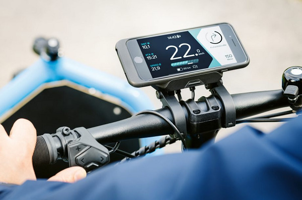 Bosch shows off 2020 e-bike features: anti-theft device and smart glasses