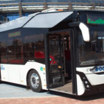 Belarus: MAZ Introduces Its First All-Electric Bus