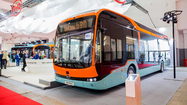 BYD To Deploy Electric Buses Close To The Arctic Circle