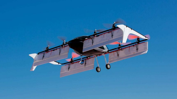 A new flying passenger vehicle, which will be capable of speeds up to 300 kph, will be tested in Narromine in western NSW.