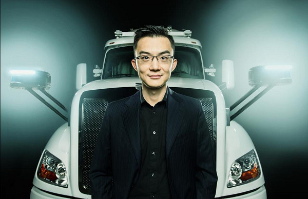 Navistar To Build Robot Trucks With TuSimple, Buys Stake In The Self-Driving Startup