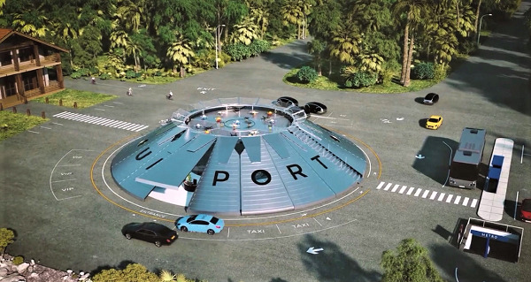 Hyundai & Urban-Air Port Working On Urban Air Mobility Infrastructure In UK