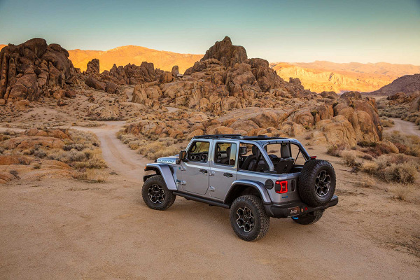 2021 Jeep Wrangler 4xe plug-in hybrid will electrify off-roading in a way nothing else has yet