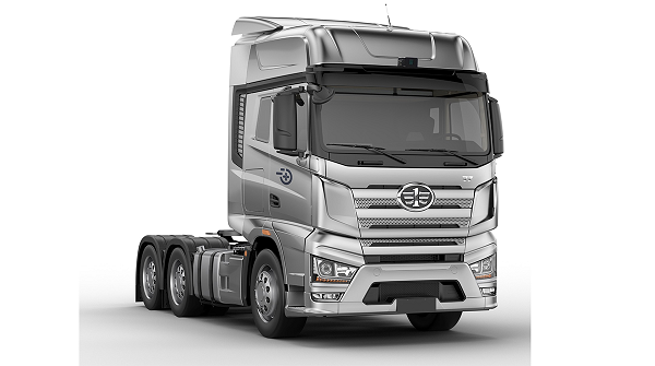 Plus, FAW Self-Driving Truck Passes Certification Test in China
