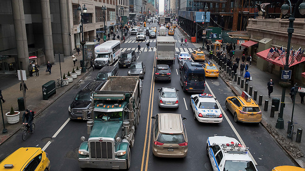 Biden Administration Could Green Light New York's Congestion Pricing Plan