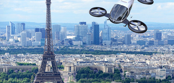Paris to launch Urban Air Mobility tests in June