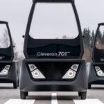 Cleveron unveils semi-autonomous delivery robot