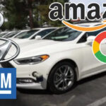 The consolidation of the self-driving car market