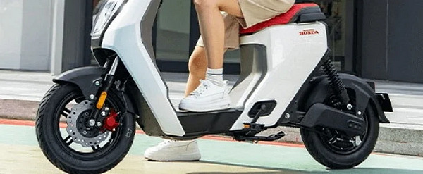 Crazy Affordable Honda U-BE Electric Scooter Costs Less Than an Iphone