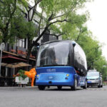 Shanghai launches demonstration line for self-driving buses