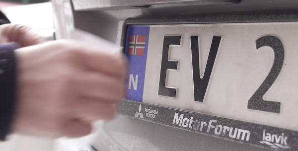 EVs Could Claim 100% Of New Car Sales In Norway By April